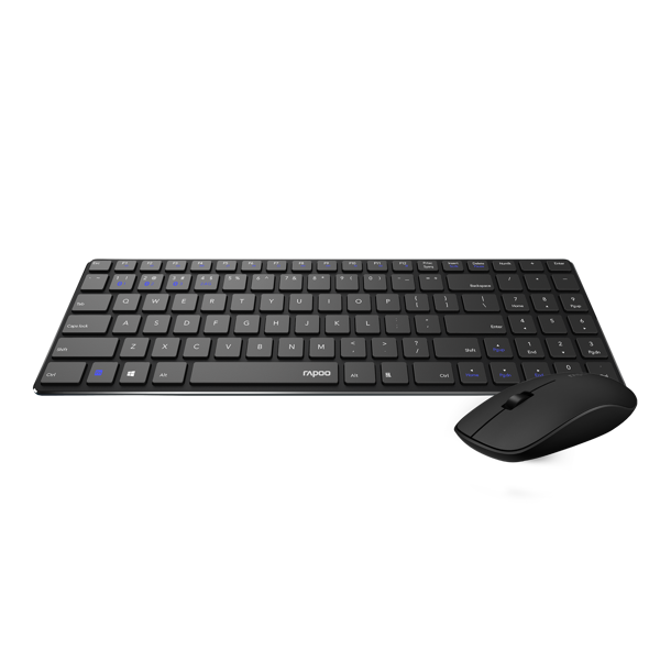 Picture of Rapoo X9310 Wireless Optical Combo