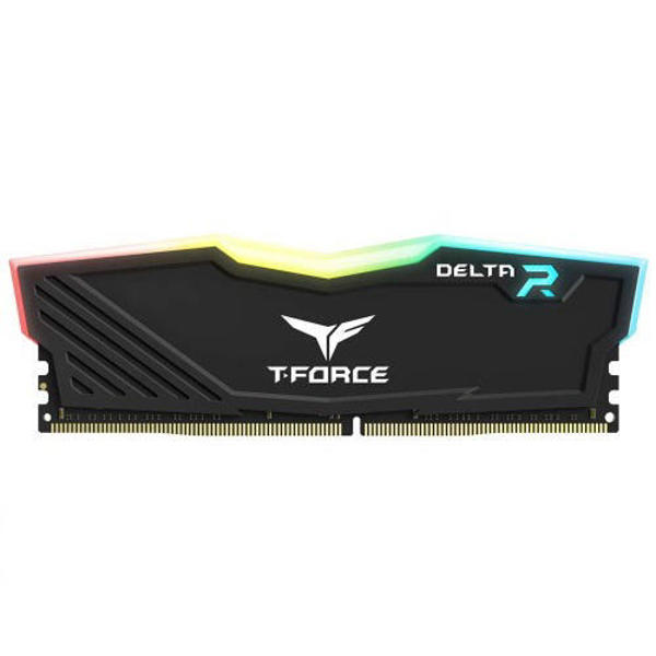 Picture of TEAM DELTA 3200MHz 16GBX2 RGB DDR4 GAMING MEMORY (TF3D432G3200HC16CDC01)