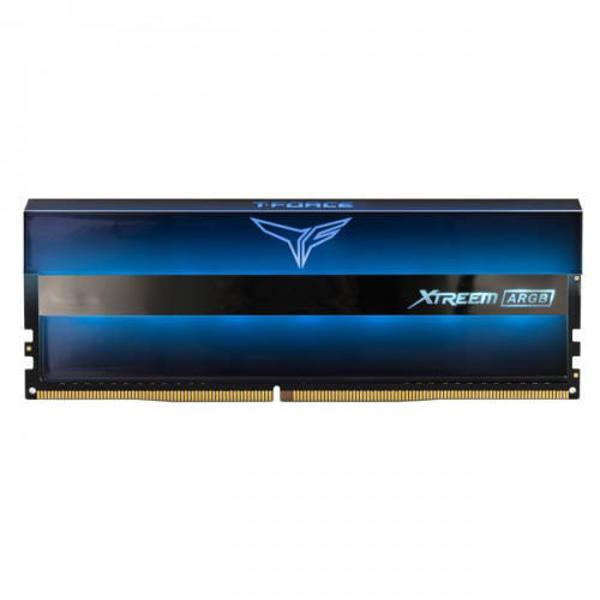 Picture of Team T-Force Xtreem ARGB 16GB (8GBx2) DDR4 3200MHz ( TF10D416G3200HC16CDC01)