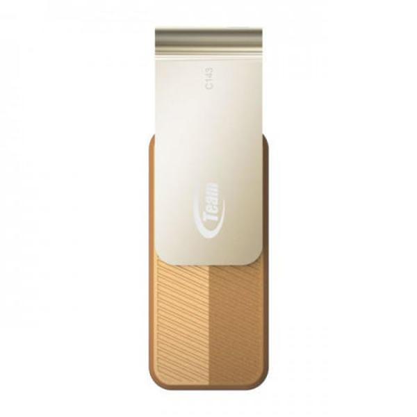 Picture of TEAM C143 USB3.2 32GB FLASH DRIVE (TC143332GW01)