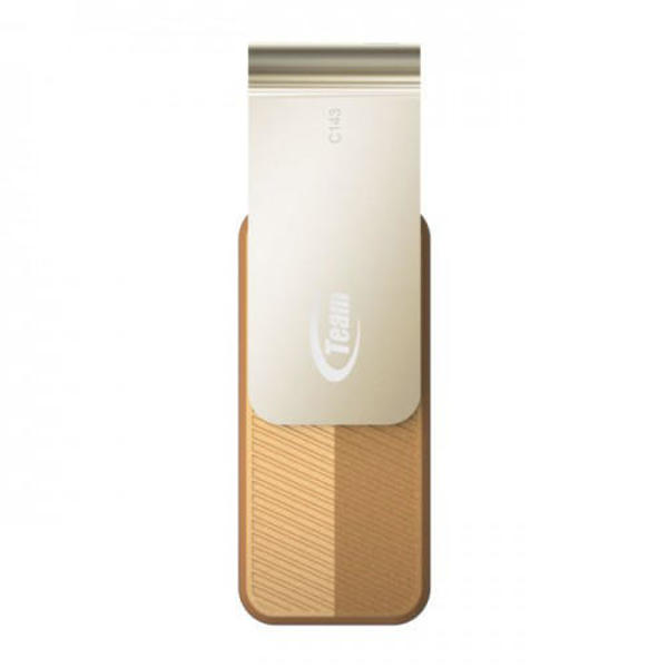 Picture of TEAM C143 USB3.2 64GB FLASH DRIVE (TC143364GN01)