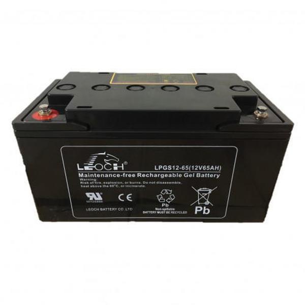 Picture of Leoch LP12-65 (12V 65Ah) Sealed Lead Acid Battery