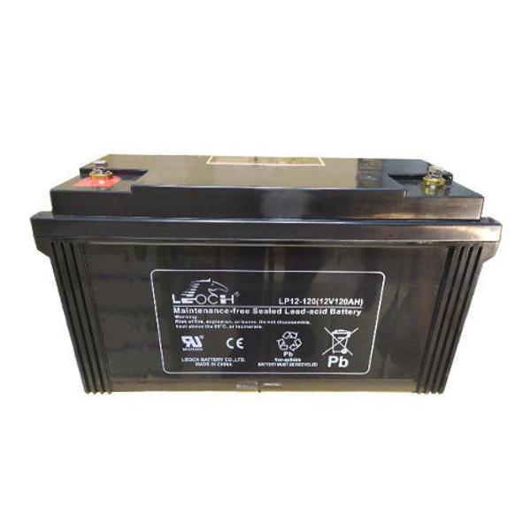 Picture of Leoch LP12-120 (12V 120Ah) Sealed Lead Acid Battery