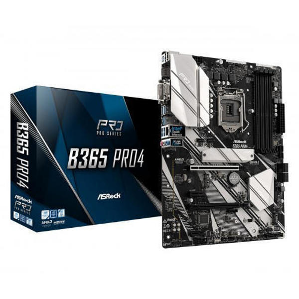 Picture of Asrock B365 Pro4 9th Gen Motherboard