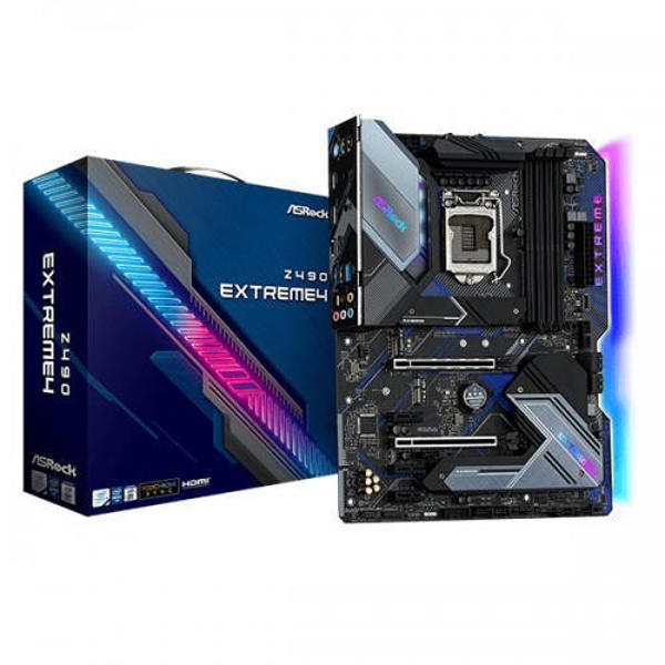 Picture of ASRock Z490 Extreme4 10th Gen DDR4 Motherboard