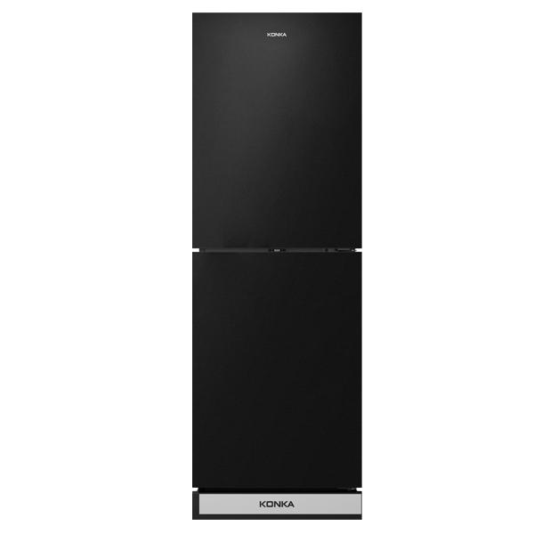 Picture of KRB 230 GB-Black Stone(2-Door, Bottom Freezer, Glass Door)