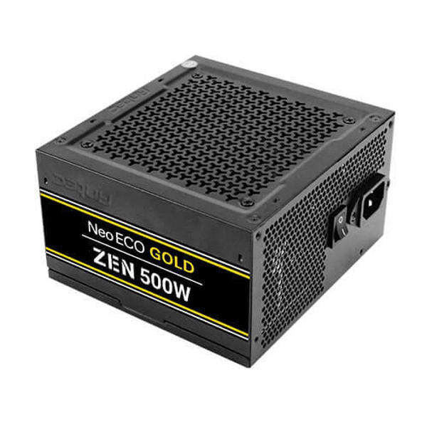 Picture of Antec Neo Eco Gold Zen 500W Non Modular Power Supply