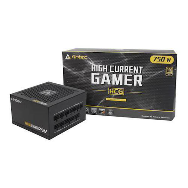 Picture of Antec HCG-750 Gold Series 750W Full Modular Power Supply