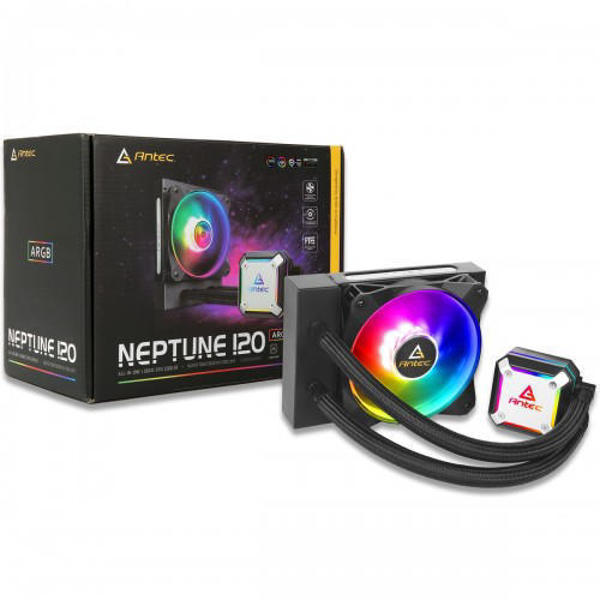 Picture of Antec Neptune 120 Advanced All in One ARGB CPU Cooler