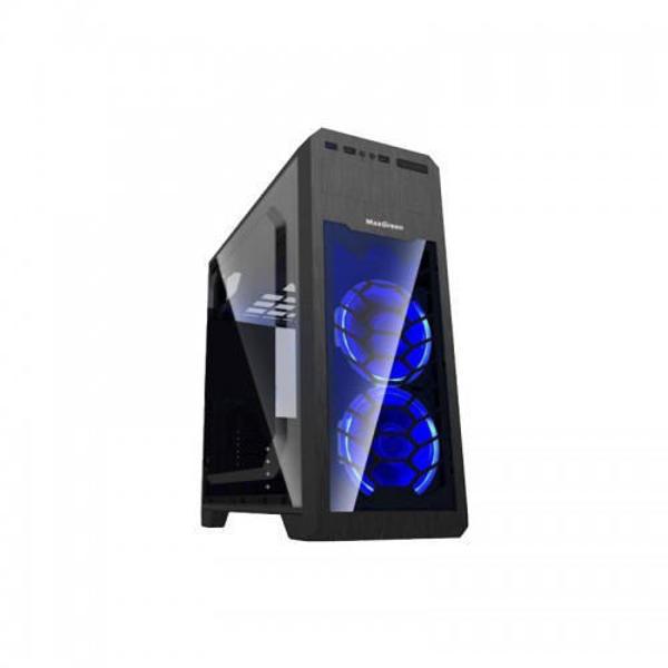 Picture of MaxGreen G563BL Window ATX Casing