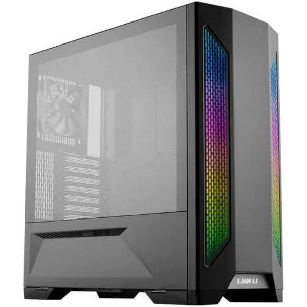 Picture of Lian Li LANCOOL II RGB ATX Mid Tower Gaming Case (Black)