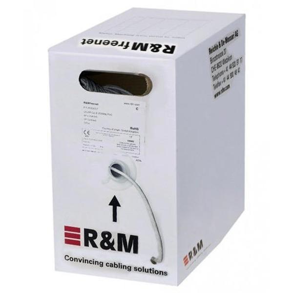 Picture of R&M Cat 6 UTP Cable LSZH Box