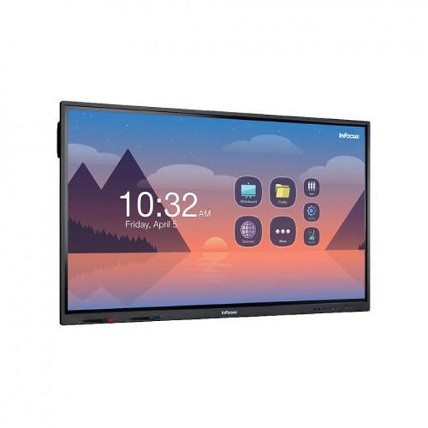 """Picture of InFocus INF8640e 86"""" 4K Interactive Touch Display"""