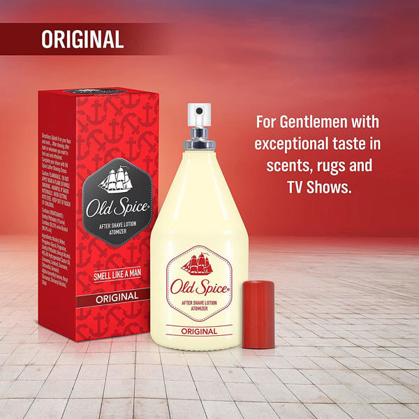 Picture of Old Spice After Shave Lotion - 150 ml (Atomizer Original)