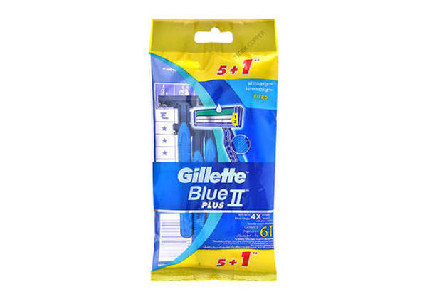 Picture of Gillette Blue2 (5+1) Blades cartridge