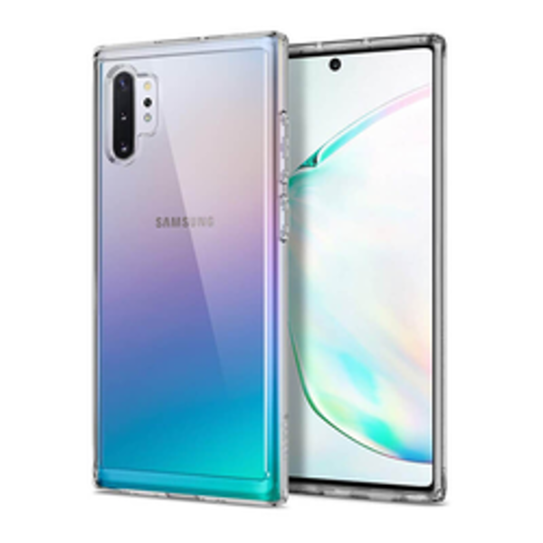 Picture of Galaxy Note 10 Plus Case Crystal Hybrid