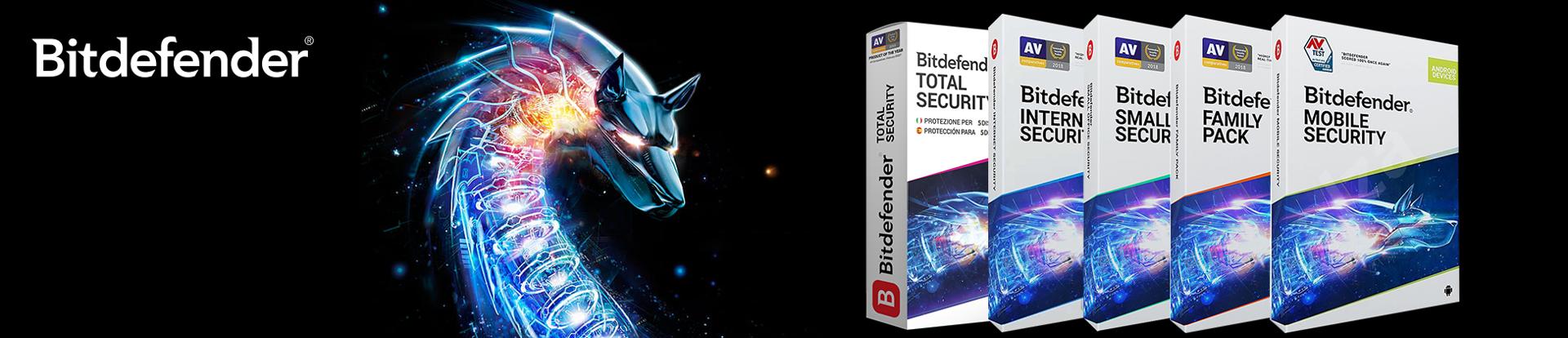 Picture for brand Bitdefender