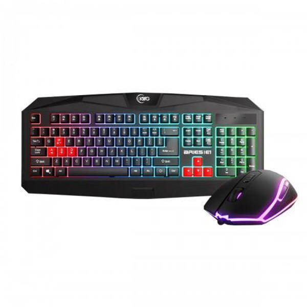 Picture of KWG Aries E1 2-in-1 Gaming Keyboard and Mouse Combo