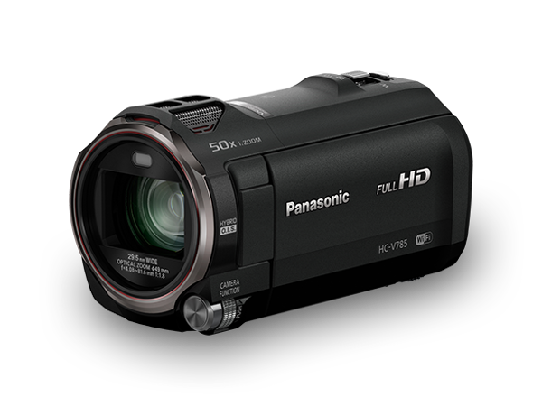 Picture of Panasonic HC-V785 Camcorder