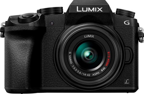 Picture of LUMIX G7 4K Mirrorless Interchangeable Lens Camera Kit with 14-140 mm Lens