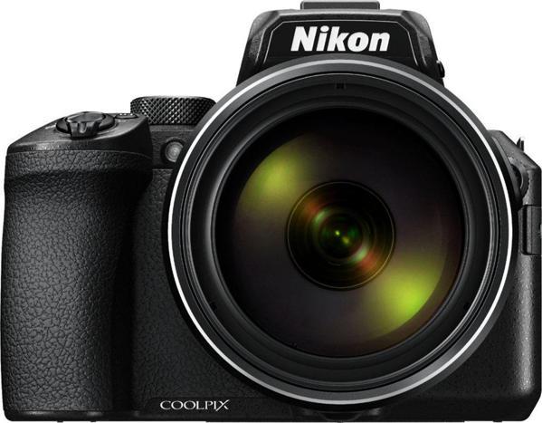 Picture of Nikon - Coolpix P950 16.0-Megapixel Digital Camera - Black