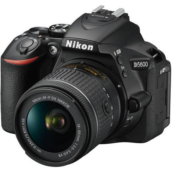Picture of Nikon D5600 DSLR Camera with 18-55mm Lens