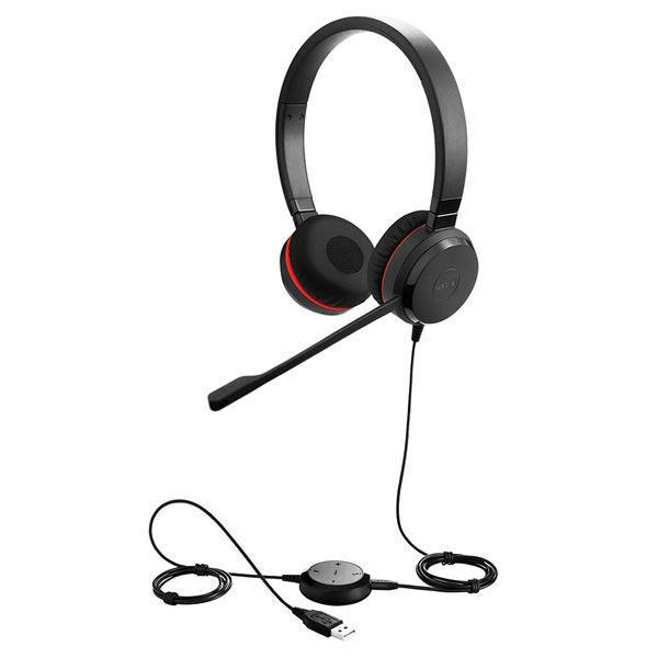 Picture of Jabra Evolve 30 Headset