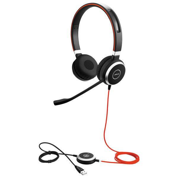 Picture of Jabra Evolve 40 Headset