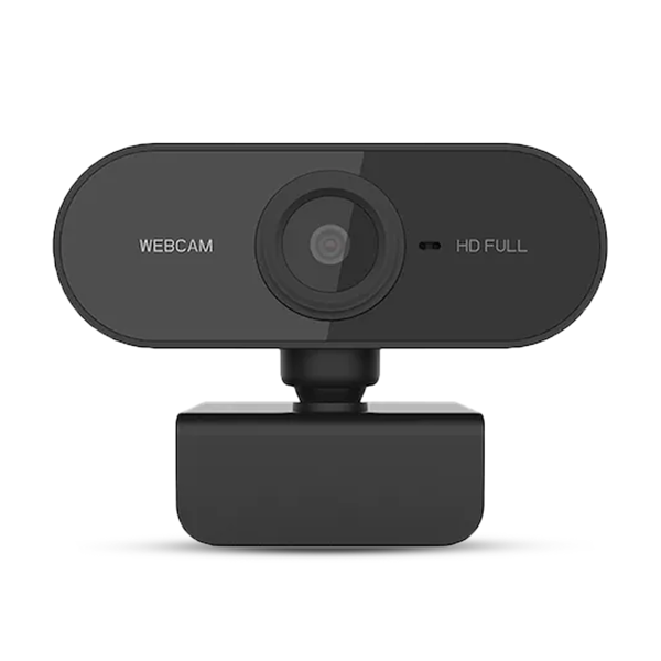 Picture of Geeoo C1 Full HD Video Call and Live Streaming Web Camera - Black