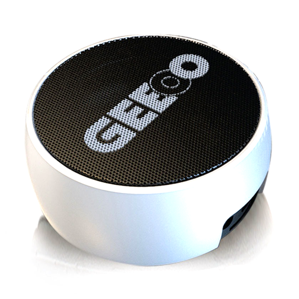 Picture of Geeoo SP-51 Bluetooth Speaker - White