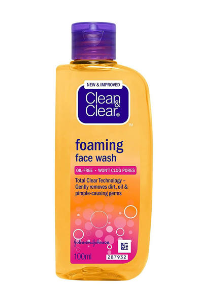 Picture of Foaming Face Wash For Oily Skin – 100ml