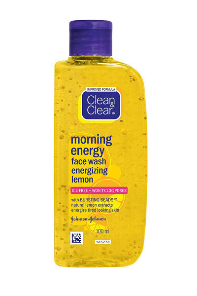 Picture of Morning Energy Lemon Face Wash, 100Ml