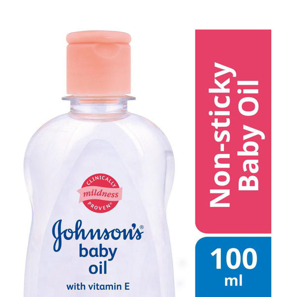 Picture of Baby Oil with Vitamin E 200ml
