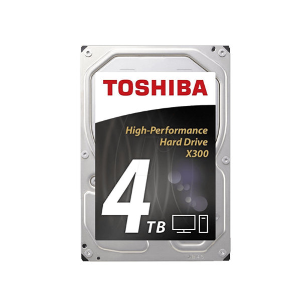 Picture of Toshiba 4TB 7200RPM Desktop Hard disk