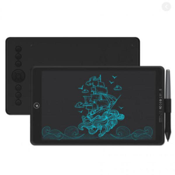 Picture of Huion H320m 2 In 1 Graphic Tablet
