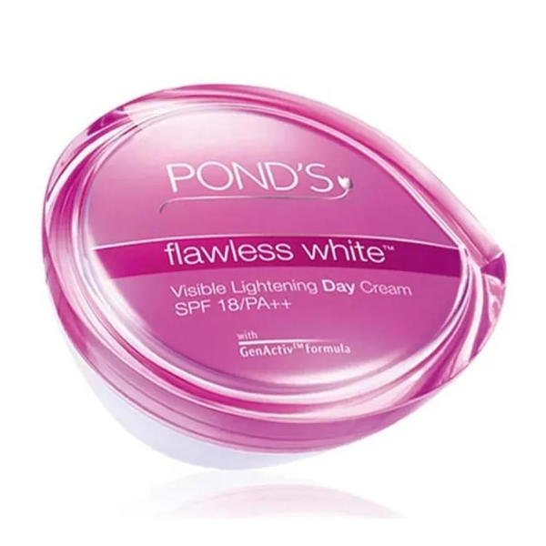 Picture of Ponds Flawless White Brightening Day Cream SPF 18/PA+ 50gm