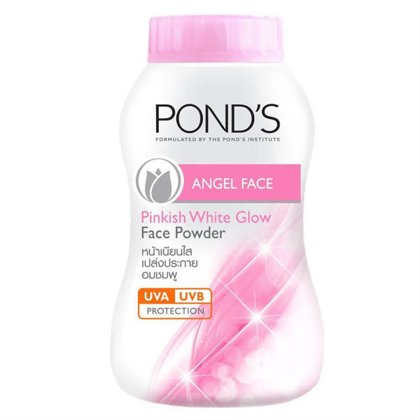 Picture of Ponds Face Powder Angle Face Pinkish White Glow 50gm