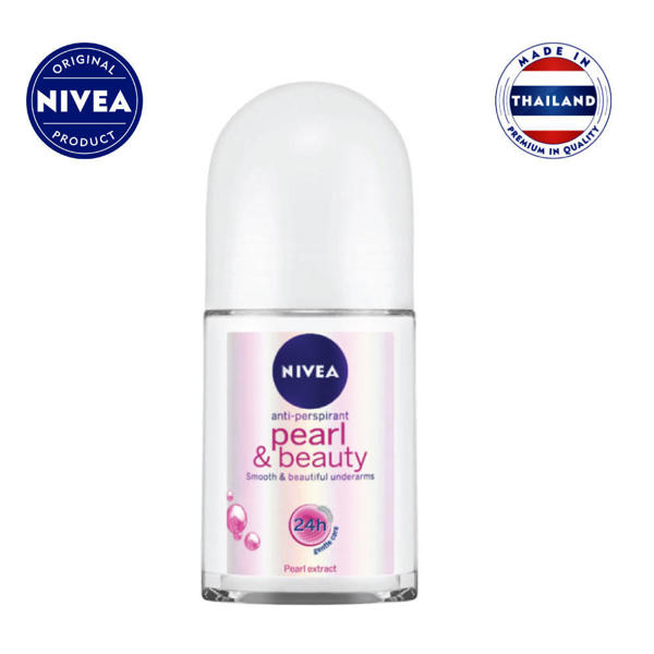 Picture of NIVEA Female Roll On Pearl & Beauty 50ml
