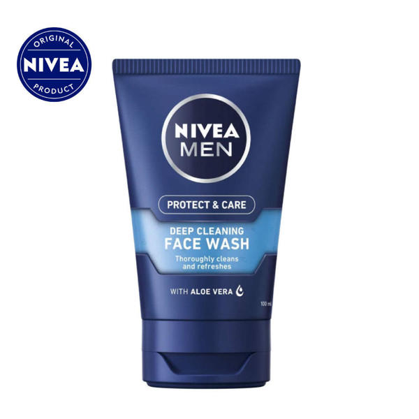 Picture of MEN Protect & Care Deep Cleaning Face Wash 100ml