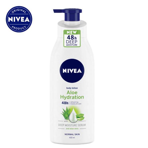 Picture of NIVEA Body Lotion Aloe Hydration 400ml