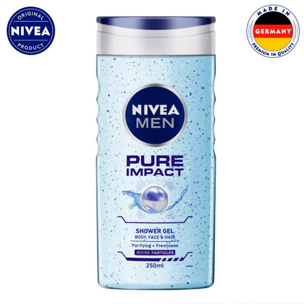 Picture of NIVEA MEN Shower Gel Pure Impact 250ml